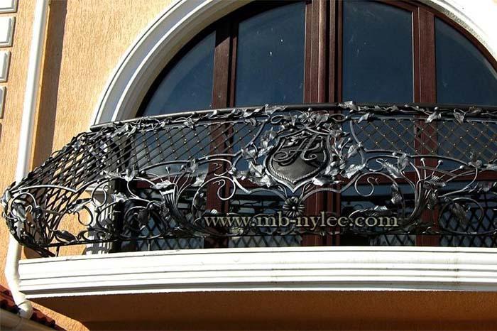 Balustrada kuta MB Nylec