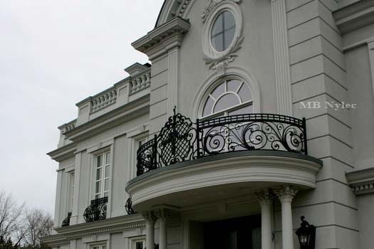 kuta balustrada balkonowa