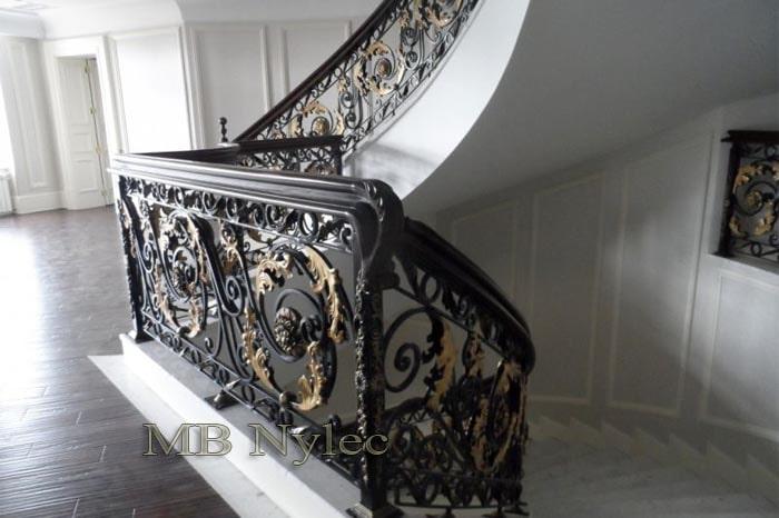kuta balustrada barokowa MB Nylec