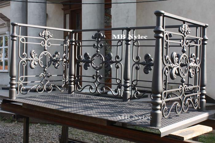 kuta balustrada w typie dworskim MB Nylec-min